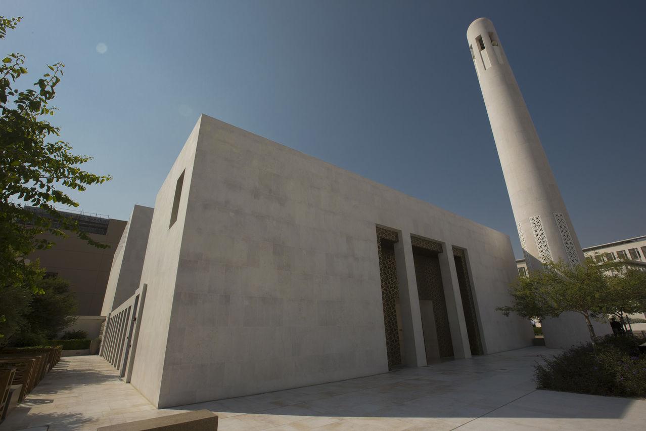 صور خارجية لمسجد مشيرب ضمن مشروع مشيرب قلب الدوحة - قطر.jpg
