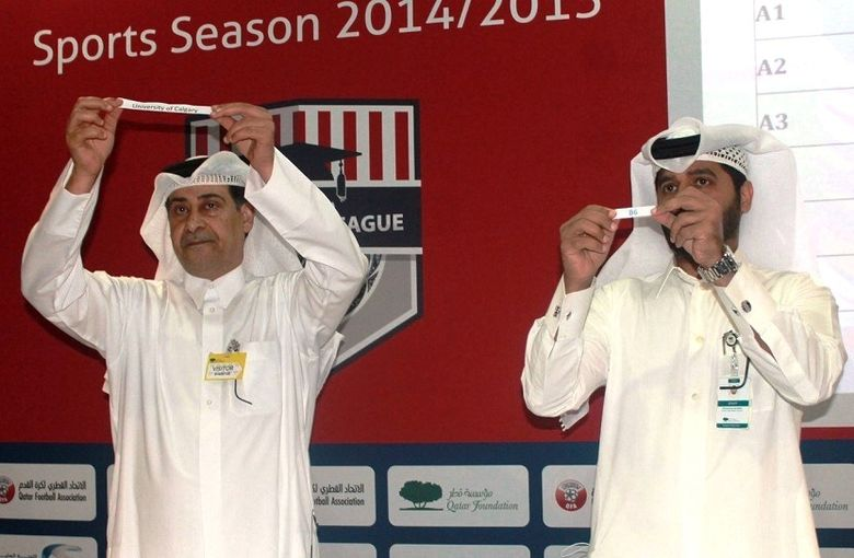 Qatar Universities Football League Begins on 30 October