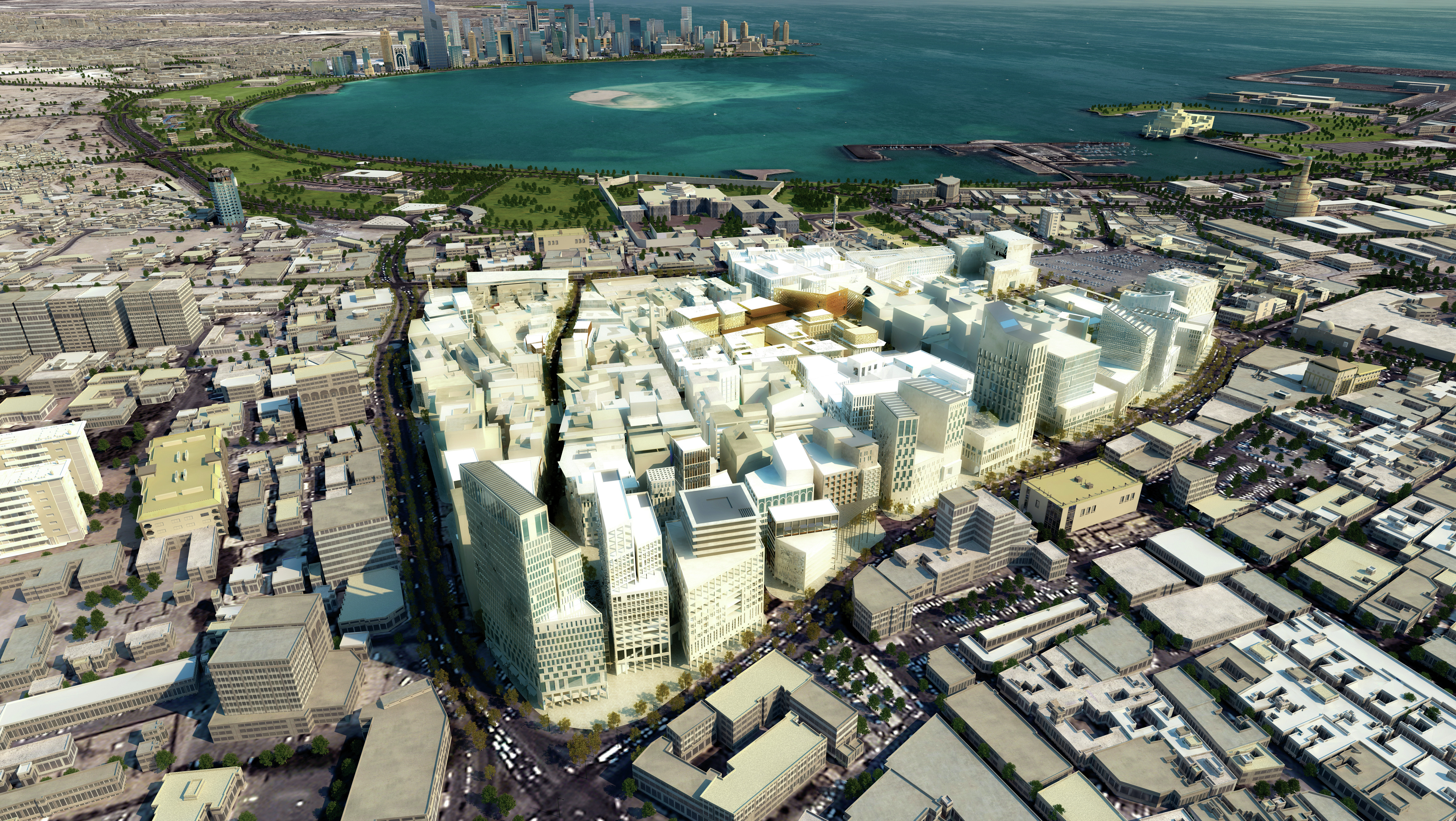 Msheireb Propertiesinvests in Qatar youth