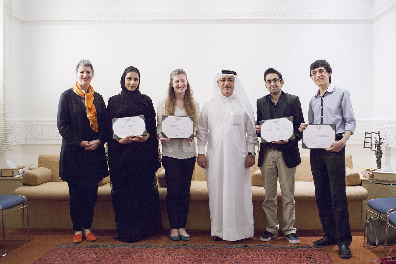 VCUQatar Announces Winners of 2015 AEB Awards