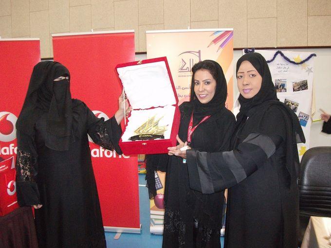 Al Johara Team at Malik Bin Anas Model Independent School For Boys