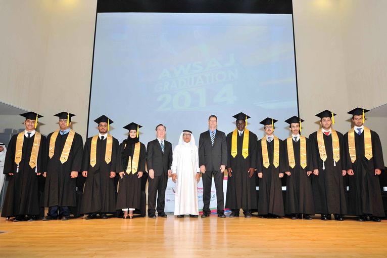 Awsaj Academy Graduation Ceremony.jpg