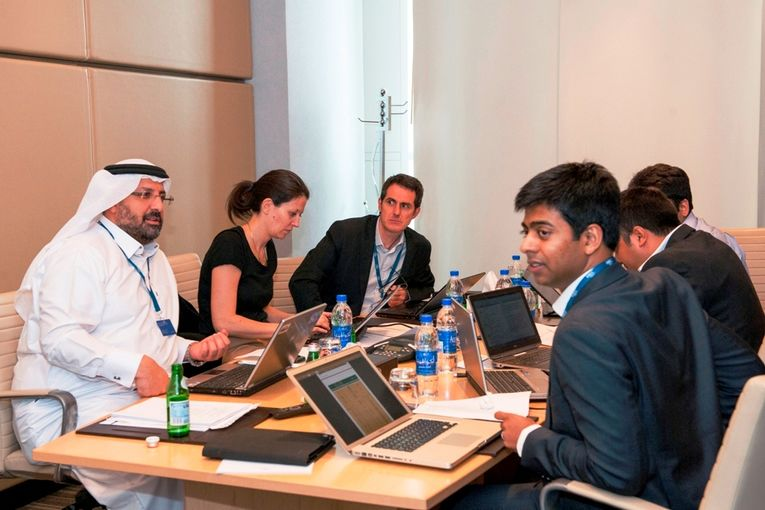 HEC Paris Hosts Energy Major In Doha