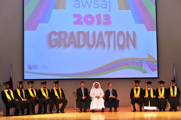 Awsaj Academy Honors Class Of 2013