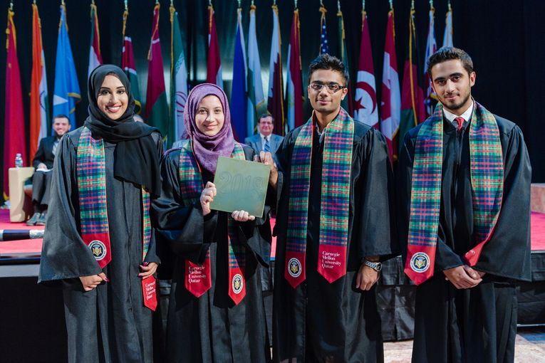 Carnegie Mellon Qatar Welcomes Incoming Class of 2018