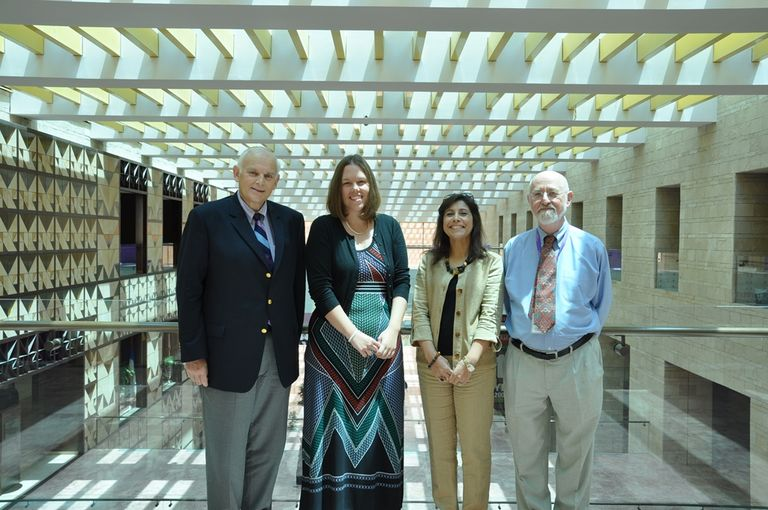 World-class Communication and Journalism Faculty Members Join NU-Q