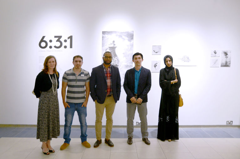VCUQatar Gallery Presents '6:3:1'