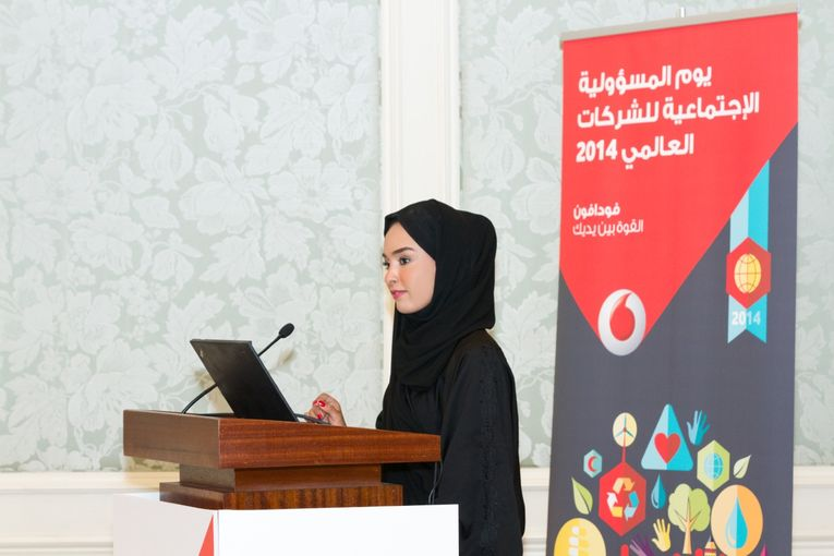 Dana Haidan_Head of CSR and Sustainability_Vodafone Qatar.jpeg