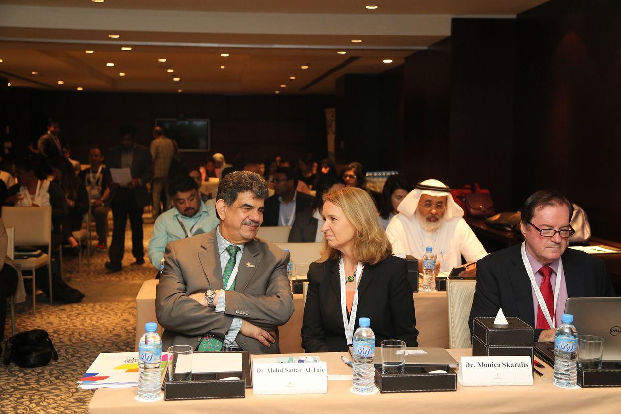 Delegates at CUDOS 2017.JPG