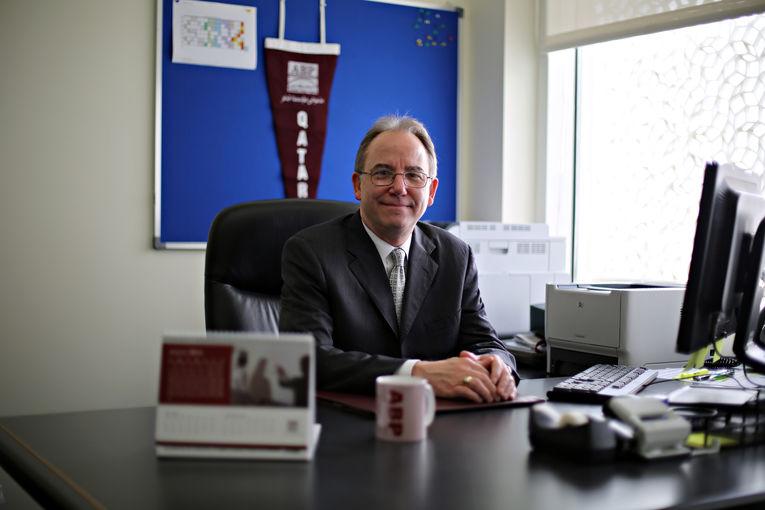 Dr Bryan K Lewallen, the ABP's new Director