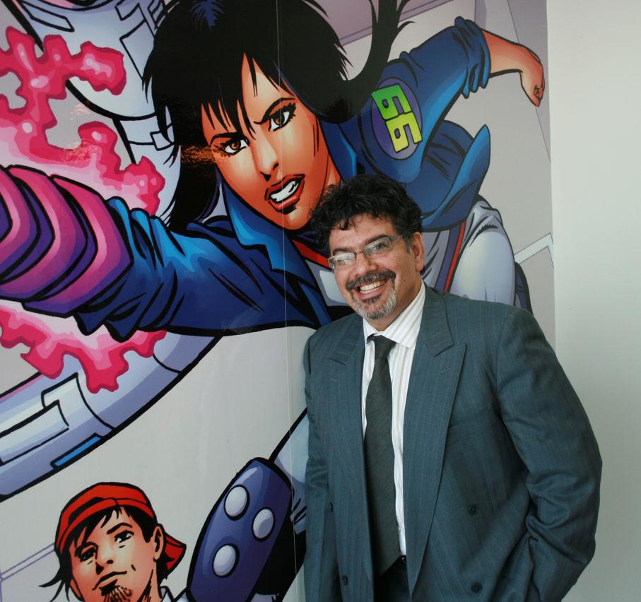Dr Naif Al-Mutawa