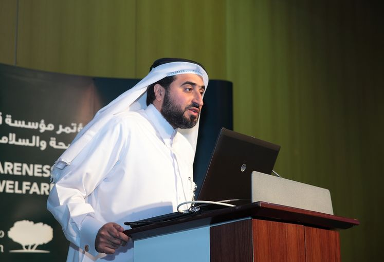 Engineer Jassim M. Telefat, Group Executive Director of Qatar Foundation's Capital Projects and Facilities Management.jpg