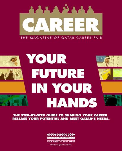 Qatar Career Fair Releases Fifth Issue of 'Career' Magazine