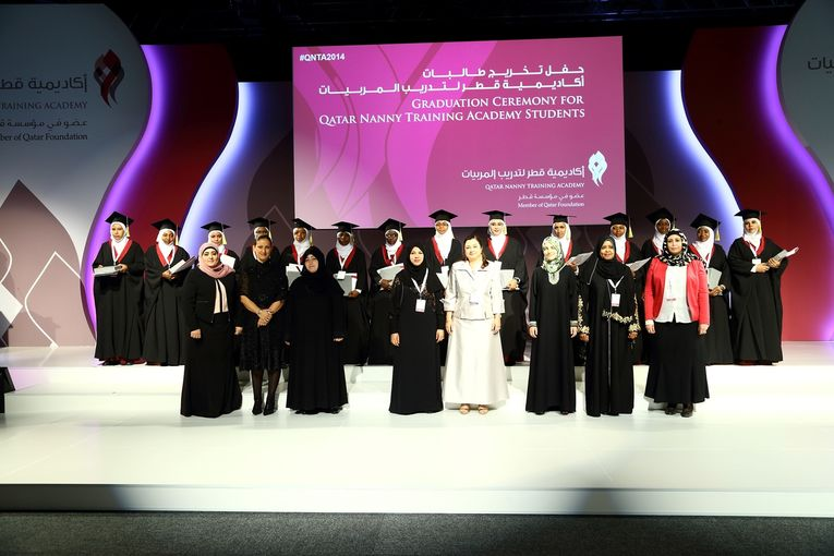 Qatar Nanny Training Academy's First Students Graduate