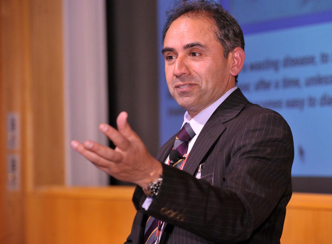Dr Rayaz Malik