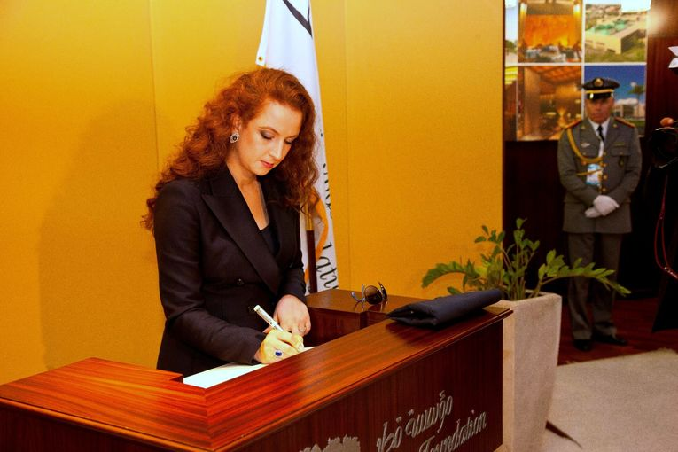 H.E Ms. First Moroccan Princess Lalla Salma wife of King Mohammed VI visit_50.JPG