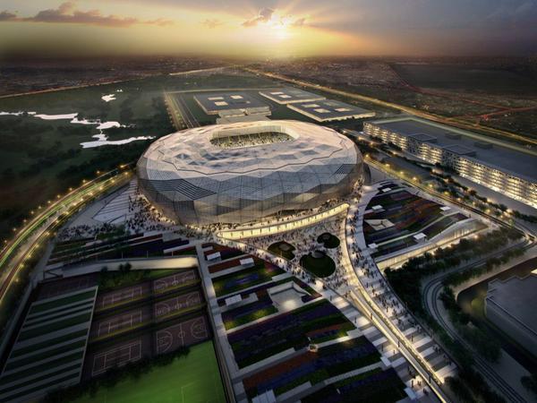 Qatar Foundation Stadium Design Unveiled 3