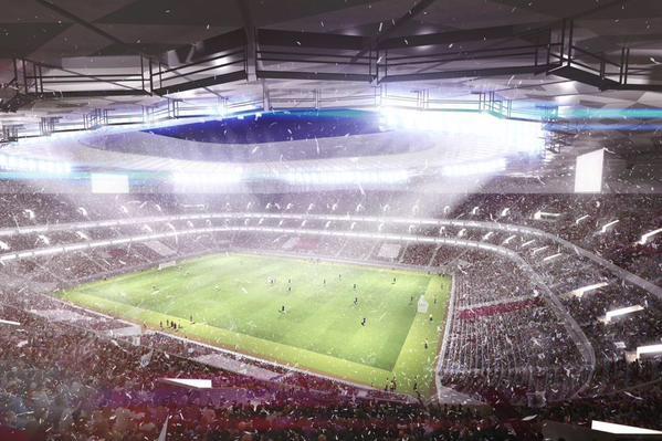 Qatar Foundation Stadium Design Unveiled