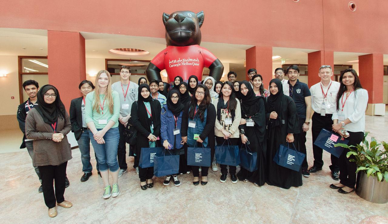 Carnegie Mellon Qatar's 'Ibtikar' Initiative