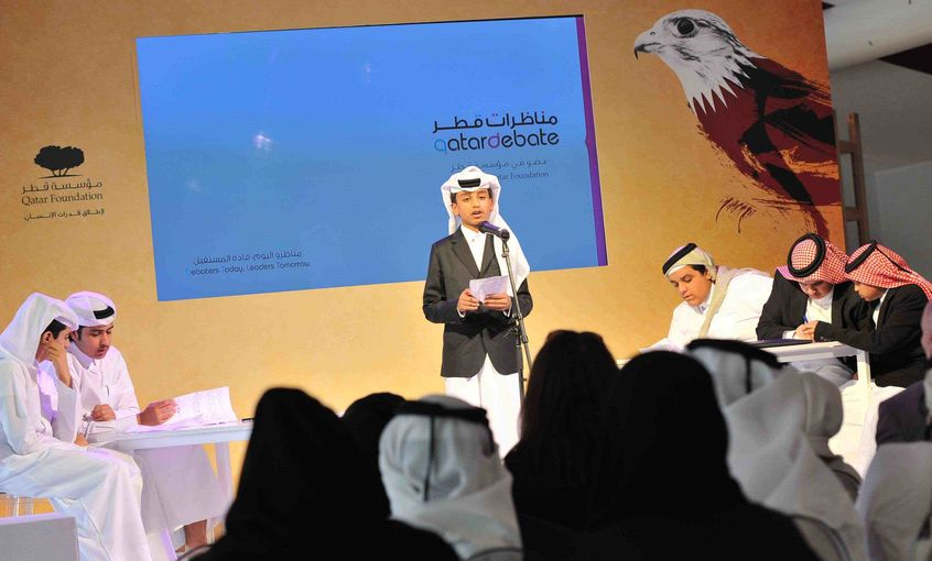Qatar Foundation Concludes Successful Presence at National Day Celebrations