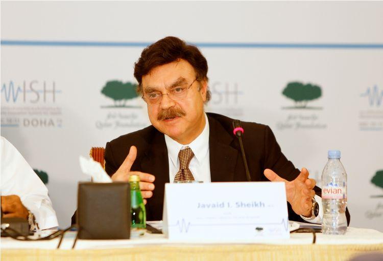 Javaid I. Sheikh, M.D., Dean, Weill Cornell Medical College in Qatar - Copy.jpg