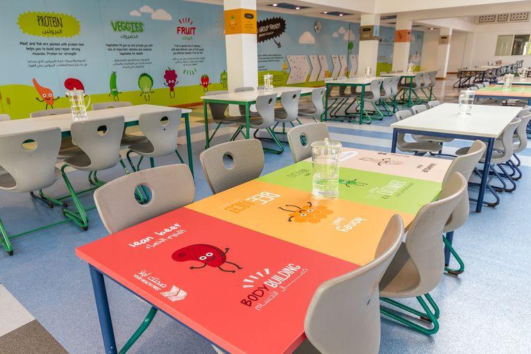 Junior Cafeteria