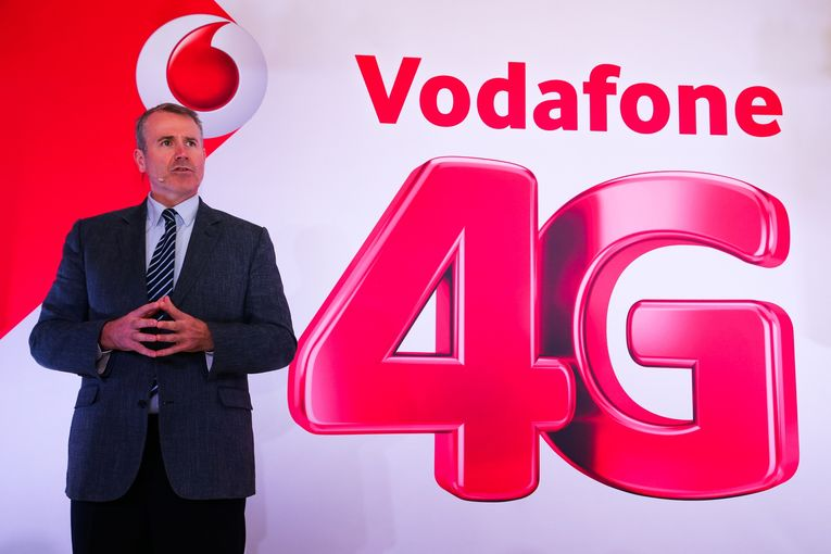Kyle Whitehill, CEO of Vodafone Qatar