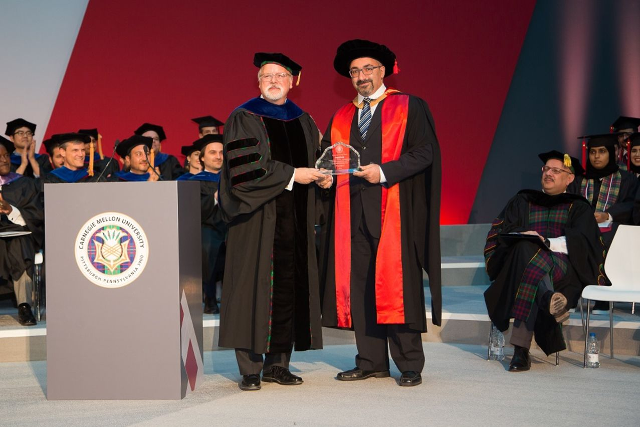 Meritorious Teaching Award goes to Chadi Aoun.jpg