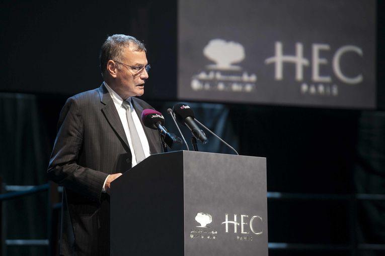 Prof Bernard Ramanantsoa, Dean of HEC Paris