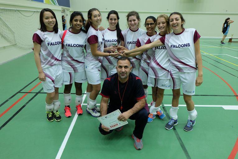 QA Falcons Girls Volleyball Team.jpg