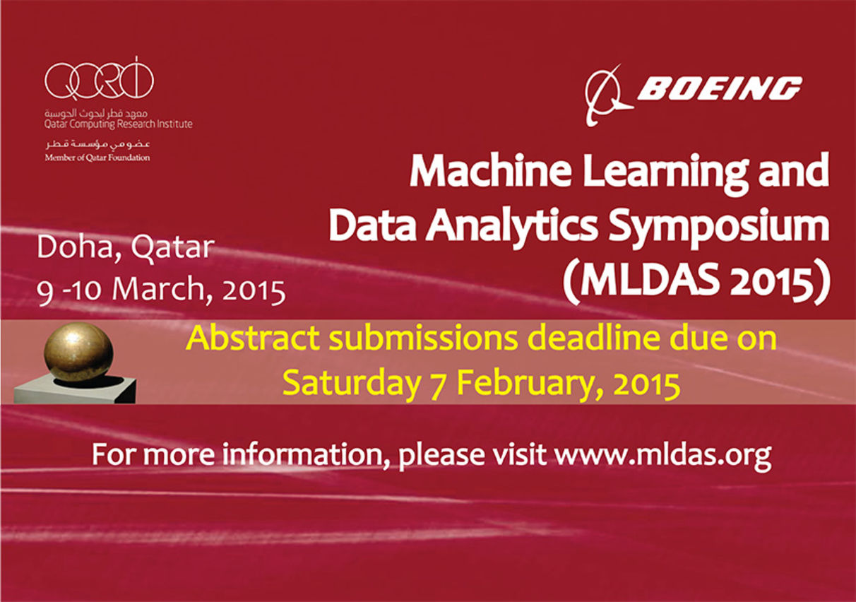 Machine Learning and Data Analytics Symposium