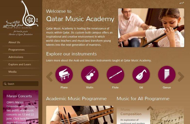 Qatar Music Academy