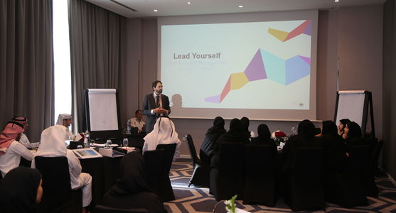 Sidra CEO Peter Morris - LEAD Yourself.JPG
