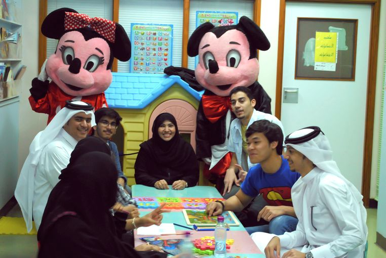 Social Services and Volunteering Club at HMC childrens ward.jpg