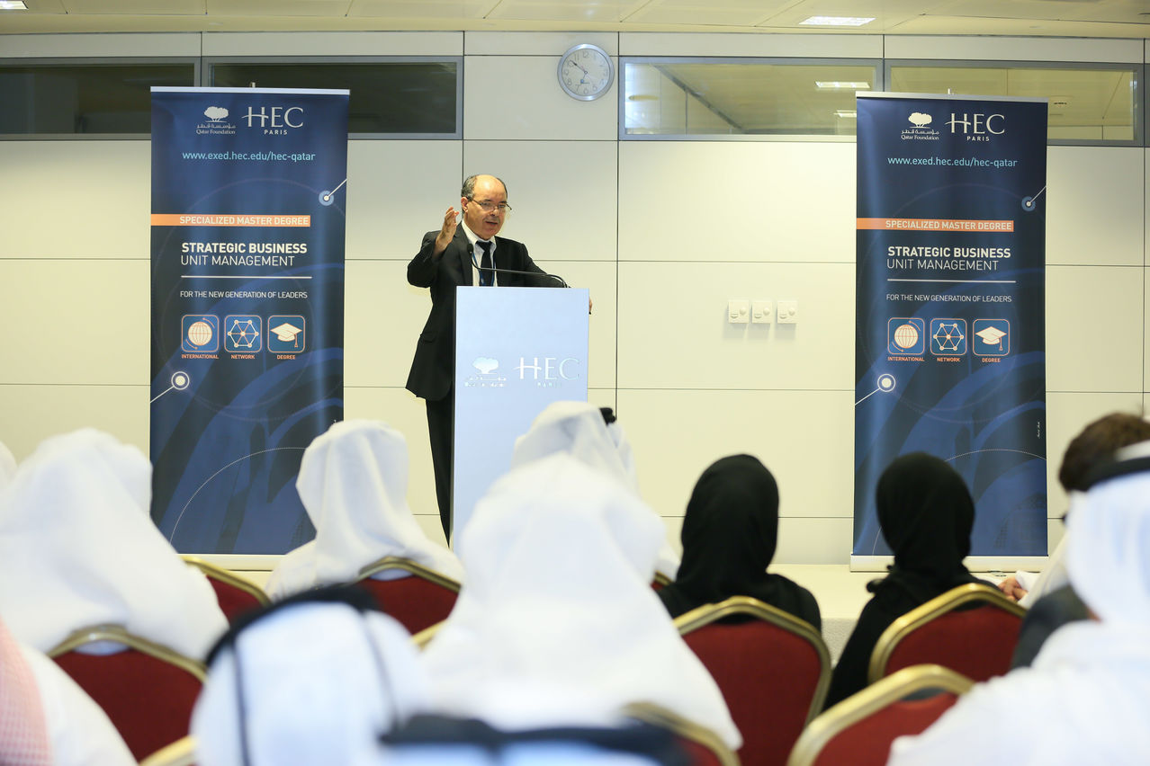 HEC Paris in Qatar Welcomes Class of 2017