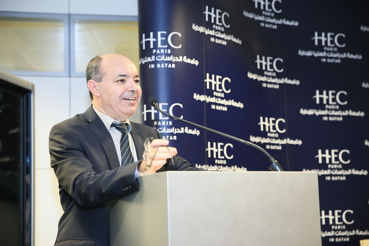 HEC Paris in Qatar Welcomes Executive MBA Class of 2016