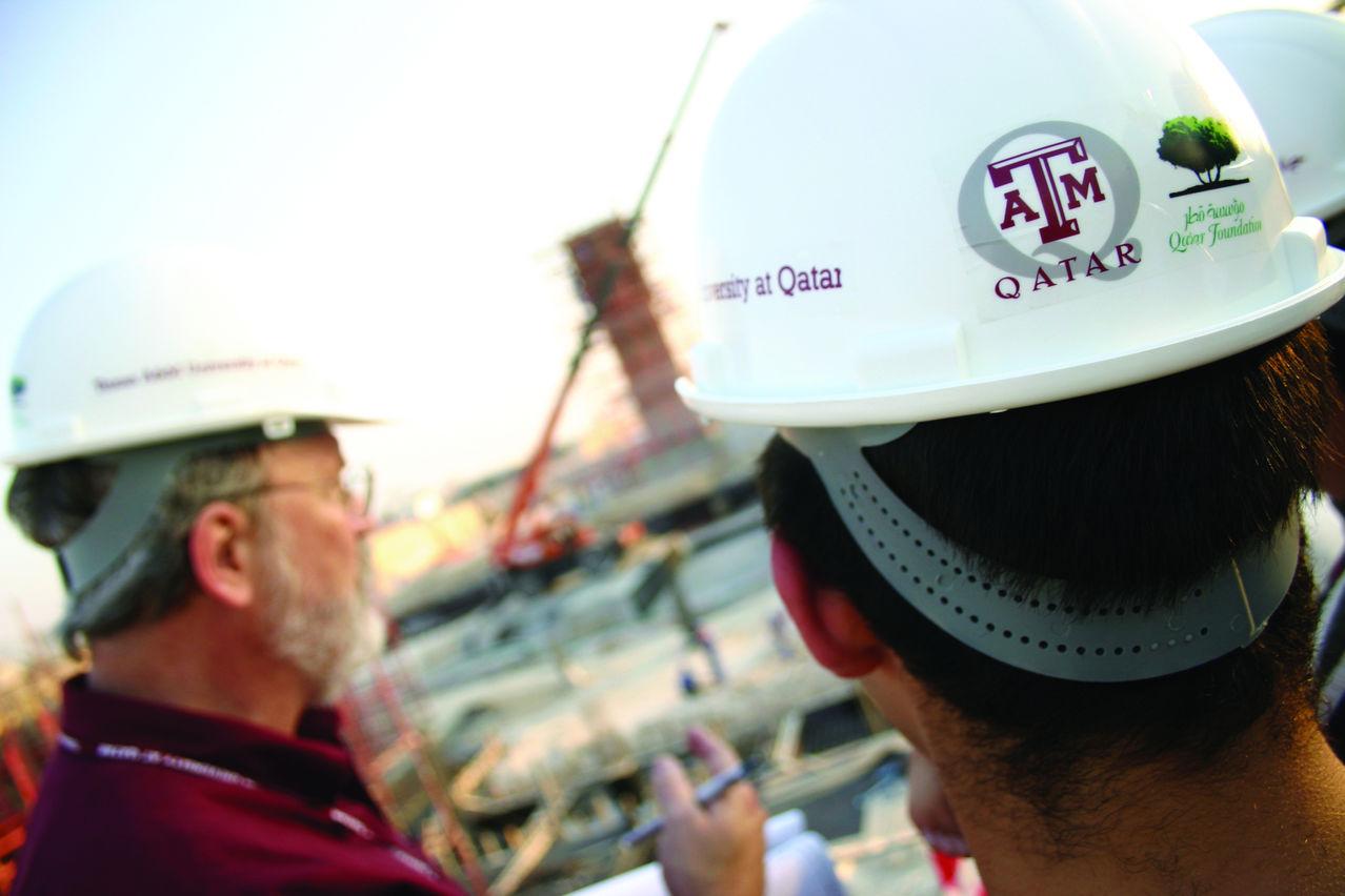 Texas  University Qatar Buidling Under Construction 8.jpg
