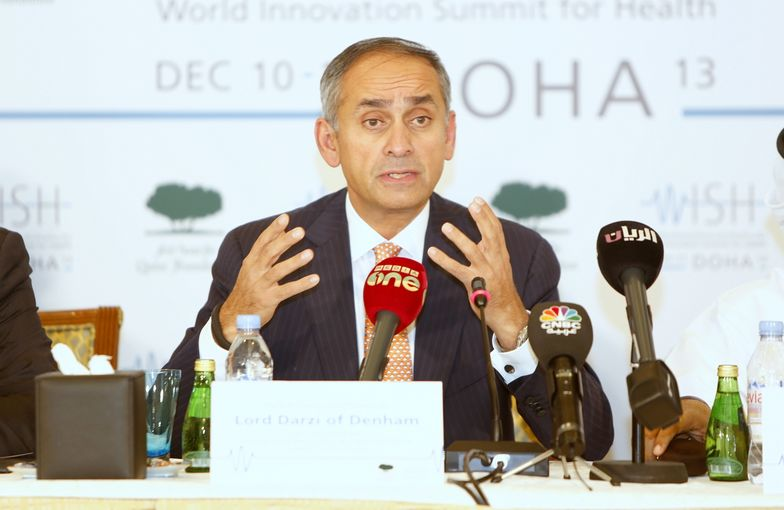 The Right Honourable Professor the Lord Darzi of Denham, Executive Chair of WISH.jpg