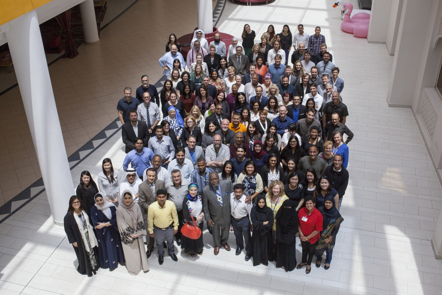 VCUQatar Faculty - Staff 2016.jpg