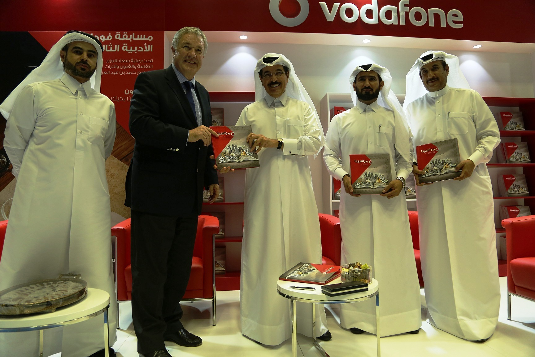 VODAFONE LAUNCHED THIRD LITERARY COMPETITION_PR_E_051215.JPG