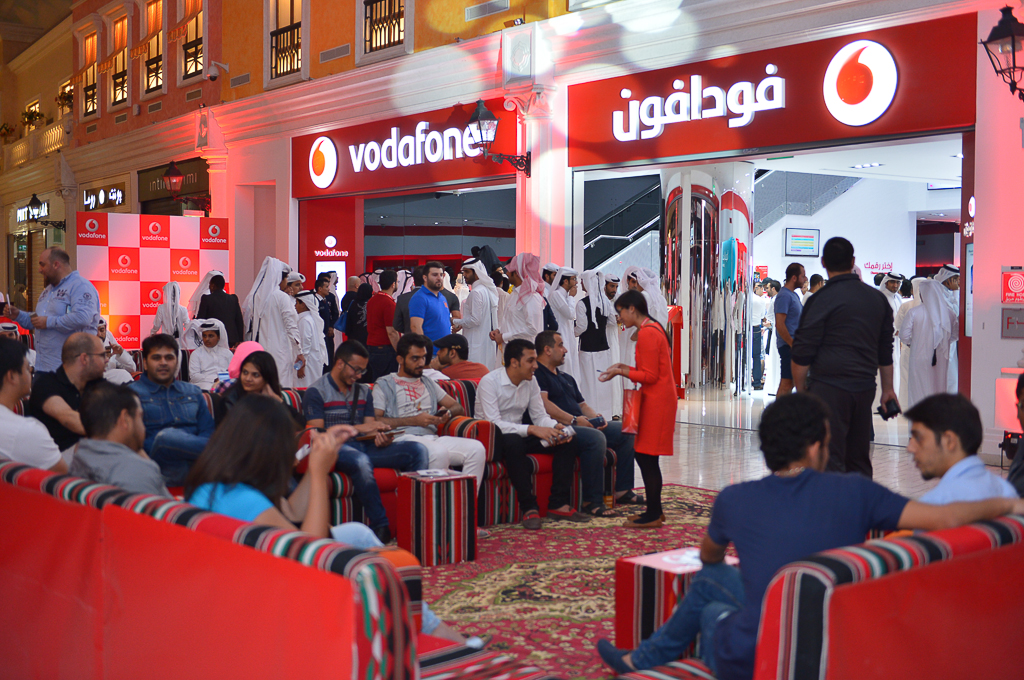 Vodafone Official iPhone 6 and iPhone 6 Plues Launch in Qatar (12).jpg
